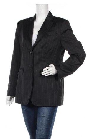 Γυναικείο σακάκι Van Laack, Μέγεθος XL, Χρώμα Γκρί, 100% μαλλί, Τιμή 40,53€