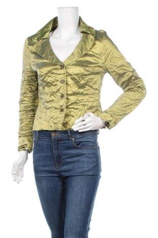 Γυναικείο σακάκι Vera Mont, Μέγεθος L, Χρώμα Πράσινο, 50% πολυεστέρας, 22% πολυαμίδη, 20% μεταλλικά νήματα, 8% ελαστάνη, Τιμή 24,65€