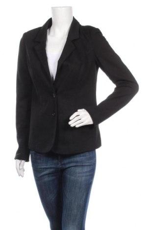 Дамско сако Vero Moda, Размер M, Цвят Черен, 65% памук, 35% полиестер, Цена 7,61лв.