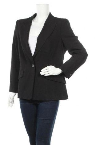 Γυναικείο σακάκι Veronika Maine, Μέγεθος XL, Χρώμα Μαύρο, 71% πολυεστέρας, 22% βισκόζη, 7% ελαστάνη, Τιμή 24,06€
