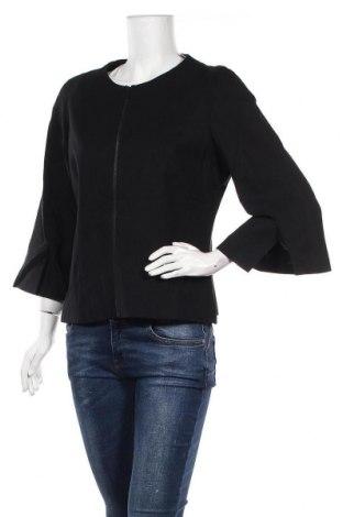 Дамско сако Veronika Maine, Размер XL, Цвят Черен, 66% полиестер, 32% вискоза, 2% еластан, Цена 31,19лв.