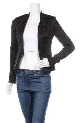 Γυναικείο σακάκι Zebra, Μέγεθος XS, Χρώμα Μαύρο, 50% πολυεστέρας, 47% βαμβάκι, 3% ελαστάνη, Τιμή 17,54€