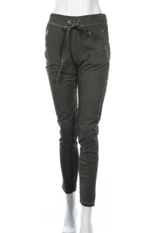 Γυναικείο αθλητικό παντελόνι Vestino, Μέγεθος S, Χρώμα Πράσινο, Τιμή 18,47€