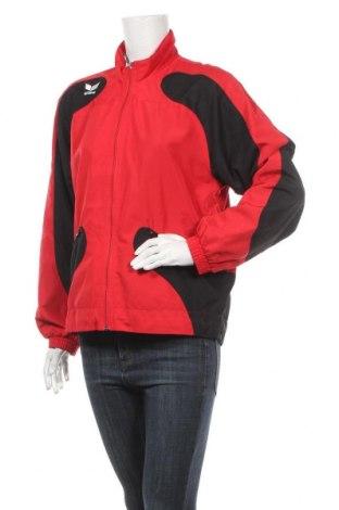 Γυναικεία αθλητική ζακέτα Erima, Μέγεθος S, Χρώμα Κόκκινο, Πολυεστέρας, Τιμή 14,03€