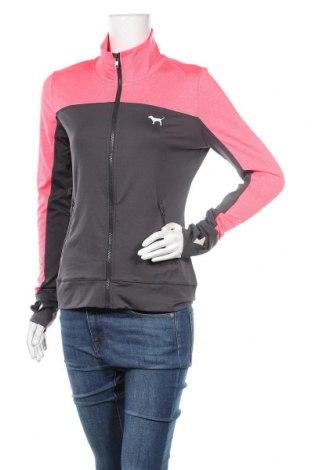 Γυναικεία αθλητική ζακέτα Victoria's Secret, Μέγεθος S, Χρώμα Γκρί, 90% πολυεστέρας, 10% ελαστάνη, Τιμή 18,19€