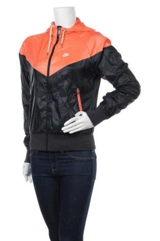 Дамско спортно яке Nike, Размер M, Цвят Оранжев, Полиестер, Цена 71,40лв.