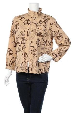 Дамско яке, Размер M, Цвят Бежов, Цена 13,97лв.