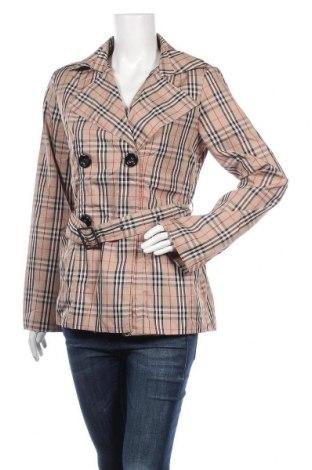 Дамско яке, Размер XL, Цвят Бежов, Полиестер, Цена 18,43лв.