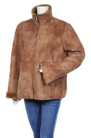 Дамско яке, Размер XXL, Цвят Кафяв, Полиестер, Цена 24,99лв.