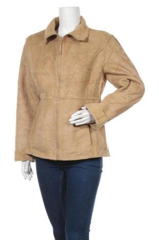 Дамско яке, Размер L, Цвят Кафяв, Полиестер, Цена 7,35лв.