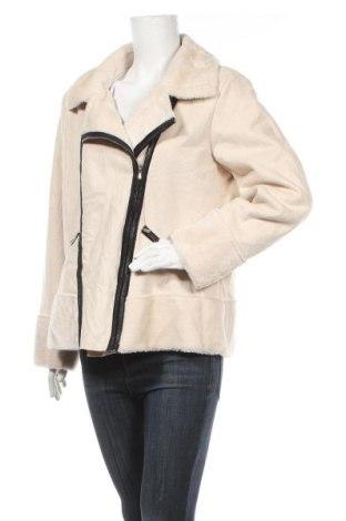 Γυναικείο μπουφάν B.C. Best Connections, Μέγεθος XL, Χρώμα  Μπέζ, Πολυεστέρας, Τιμή 19,97€