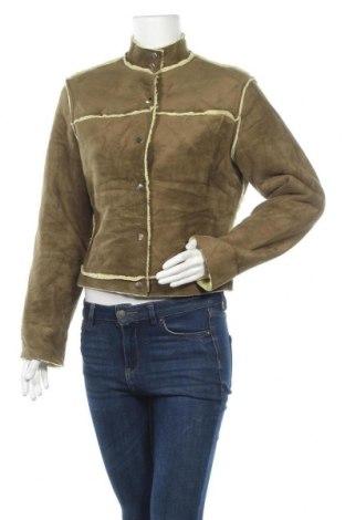 Дамско яке Calvin Klein Jeans, Размер M, Цвят Зелен, Цена 24,15лв.