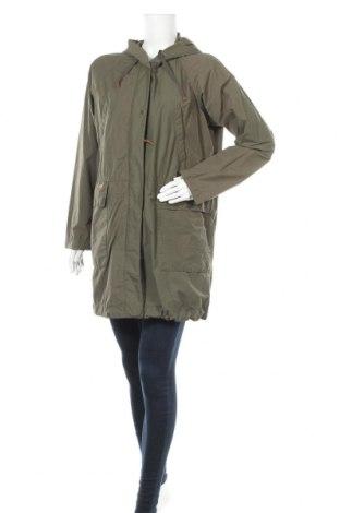 Γυναικείο μπουφάν Camel Active, Μέγεθος S, Χρώμα Πράσινο, 65% βαμβάκι, 35% πολυαμίδη, Τιμή 73,92€