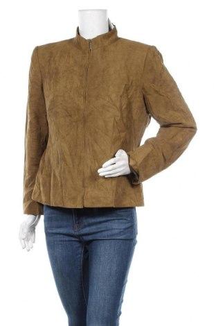 Дамско яке Dp, Размер XL, Цвят Зелен, Полиестер, Цена 11,03лв.