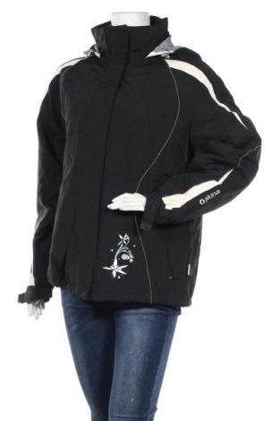 Дамско яке Etirel, Размер XL, Цвят Черен, Полиамид, Цена 84,79лв.