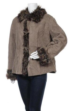 Γυναικείο μπουφάν Jessica, Μέγεθος XL, Χρώμα Πράσινο, Πολυεστέρας, Τιμή 27,48€