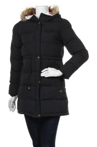 Γυναικείο μπουφάν Lee Cooper, Μέγεθος M, Χρώμα Μαύρο, Πολυεστέρας, Τιμή 57,60€