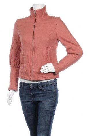 Дамско яке Leonard St., Размер M, Цвят Розов, 50% вълна, 50% вискоза, Цена 29,03лв.