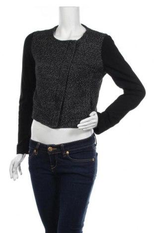 Γυναικείο μπουφάν Loft By Ann Taylor, Μέγεθος S, Χρώμα Μαύρο, 85% βαμβάκι, 15% πολυεστέρας, Τιμή 11,14€