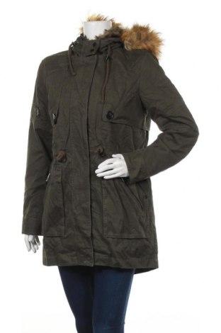 Γυναικείο μπουφάν Mavi, Μέγεθος M, Χρώμα Πράσινο, Βαμβάκι, Τιμή 28,58€