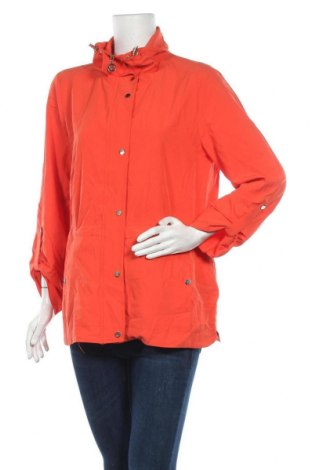 Дамско яке Noni B, Размер M, Цвят Оранжев, 95% полиестер, 5% еластан, Цена 11,81лв.