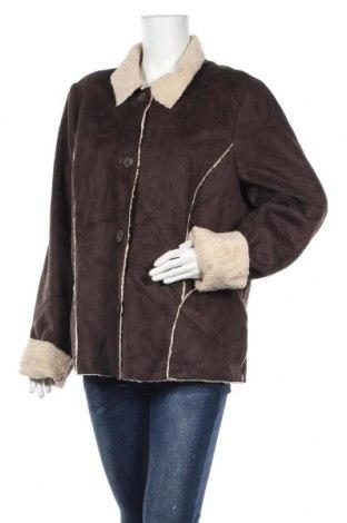 Γυναικείο μπουφάν Old Navy, Μέγεθος XXL, Χρώμα Καφέ, Πολυεστέρας, Τιμή 25,92€