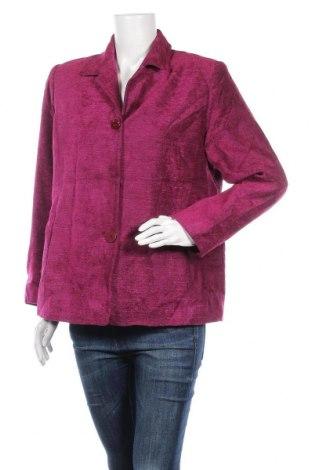 Дамско яке Perri Cutten, Размер XL, Цвят Розов, 65% акрил, 35% полиестер, Цена 32,76лв.