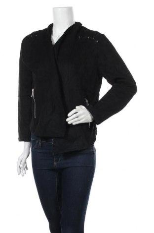 Дамско яке Rockmans, Размер M, Цвят Черен, Полиестер, еластан, Цена 9,45лв.