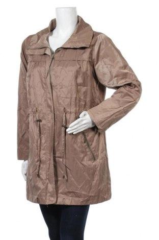 Дамско яке Suzanne Grae, Размер M, Цвят Кафяв, Памук, полиестер, метални нишки, Цена 9,98лв.
