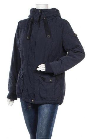 Дамско яке Yessica, Размер XL, Цвят Син, 90% полиестер, 10% полиамид, Цена 40,27лв.