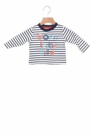 Παιδική μπλούζα Crafted, Μέγεθος 3-6m/ 62-68 εκ., Χρώμα Λευκό, Βαμβάκι, Τιμή 13,15€