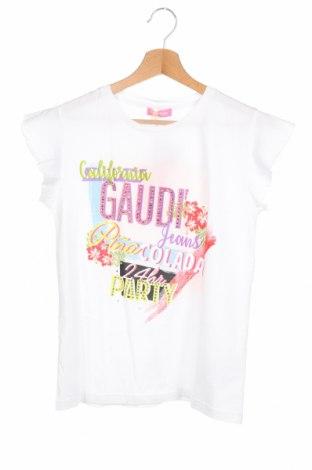 Παιδική μπλούζα Gaudi, Μέγεθος 15-18y/ 170-176 εκ., Χρώμα Λευκό, Βαμβάκι, Τιμή 20,21€