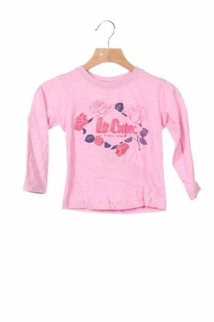 Παιδική μπλούζα Lee Cooper, Μέγεθος 2-3y/ 98-104 εκ., Χρώμα Ρόζ , 60% βαμβάκι, 40% πολυεστέρας, Τιμή 13,92€