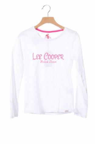 Παιδική μπλούζα Lee Cooper, Μέγεθος 8-9y/ 134-140 εκ., Χρώμα Λευκό, Βαμβάκι, Τιμή 13,92€