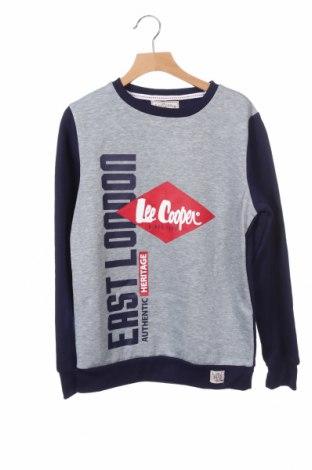 Παιδική μπλούζα Lee Cooper, Μέγεθος 13-14y/ 164-168 εκ., Χρώμα Μπλέ, 85% πολυεστέρας, 15% βαμβάκι, Τιμή 13,92€