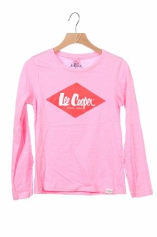 Παιδική μπλούζα Lee Cooper, Μέγεθος 9-10y/ 140-146 εκ., Χρώμα Ρόζ , Βαμβάκι, Τιμή 13,92€