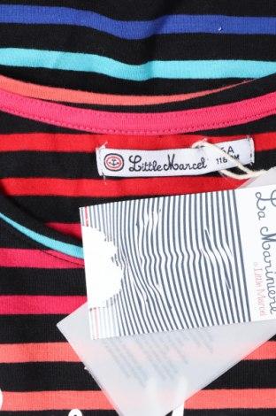 Παιδική μπλούζα Little Marcel, Μέγεθος 4-5y/ 110-116 εκ., Χρώμα Πολύχρωμο, 95% βαμβάκι, 5% ελαστάνη, Τιμή 9,28€