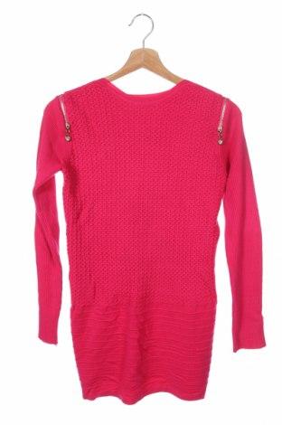 Παιδικό φόρεμα Bouny Baby, Μέγεθος 15-18y/ 170-176 εκ., Χρώμα Ρόζ , 35% βισκόζη, 30% πολυαμίδη, 25% μοντάλ, 10% ελαστάνη, Τιμή 3,57€
