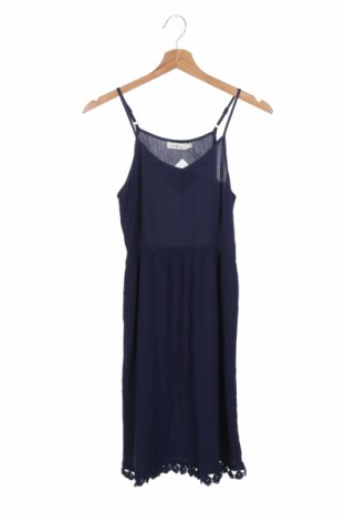 Παιδικό φόρεμα Mini Molly, Μέγεθος 12-13y/ 158-164 εκ., Χρώμα Μπλέ, Βισκόζη, Τιμή 10,10€