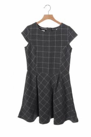 Παιδικό φόρεμα Okaidi, Μέγεθος 10-11y/ 146-152 εκ., Χρώμα Γκρί, 63% πολυεστέρας, 33% βισκόζη, 4% ελαστάνη, Τιμή 9,10€
