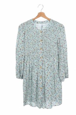 Παιδικό φόρεμα Zara Kids, Μέγεθος 12-13y/ 158-164 εκ., Χρώμα Πολύχρωμο, Βισκόζη, Τιμή 11,04€