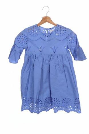 Παιδικό φόρεμα Zara Kids, Μέγεθος 6-7y/ 122-128 εκ., Χρώμα Βιολετί, Βαμβάκι, Τιμή 19,77€