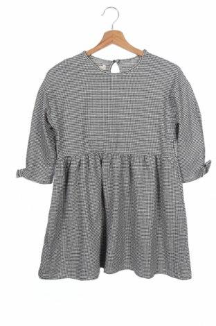 Παιδικό φόρεμα Zara Kids, Μέγεθος 7-8y/ 128-134 εκ., Χρώμα Λευκό, 48% βαμβάκι, 32% πολυεστέρας, 17% βισκόζη, 3% ελαστάνη, Τιμή 11,04€