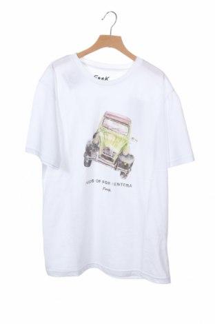 Παιδικό μπλουζάκι F**k, Μέγεθος 14-15y/ 168-170 εκ., Χρώμα Λευκό, 100% βαμβάκι, Τιμή 12,16€