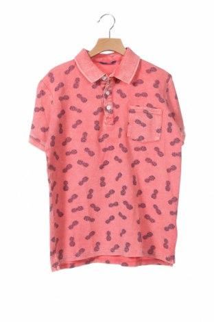 Παιδικό μπλουζάκι Guess, Μέγεθος 10-11y/ 146-152 εκ., Χρώμα Ρόζ , Βαμβάκι, Τιμή 10,39€