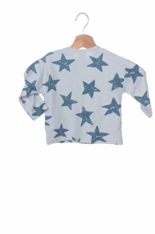Παιδική μπλούζα Zara, Μέγεθος 9-12m/ 74-80 εκ., Χρώμα Γκρί, 92% βαμβάκι, 7% πολυεστέρας, 1% ελαστάνη, Τιμή 10,05€