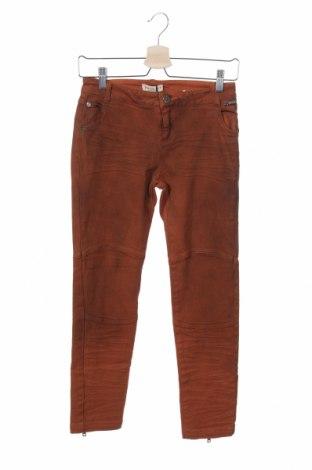 Παιδικά τζίν TWINSET, Μέγεθος 10-11y/ 146-152 εκ., Χρώμα Πορτοκαλί, 98% βαμβάκι, 2% ελαστάνη, Τιμή 32,15€