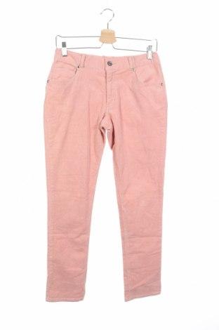 Παιδικό κοτλέ παντελόνι Bossini, Μέγεθος 14-15y/ 168-170 εκ., Χρώμα Ρόζ , 99% βαμβάκι, 1% ελαστάνη, Τιμή 4,09€