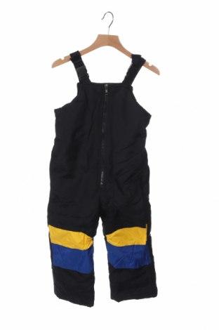 Παιδική σαλοπέτα για χειμερινά σπορ Circo, Μέγεθος 3-4y/ 104-110 εκ., Χρώμα Μαύρο, Πολυαμίδη, Τιμή 7,73€