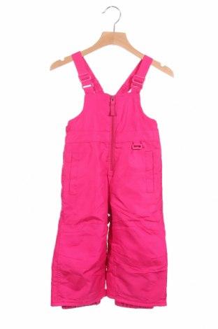 Salopetă pentru copii pentru sporturi de iarnă Circo, Mărime 12-18m/ 80-86 cm, Culoare Roz, Poliester, Preț 57,70 Lei
